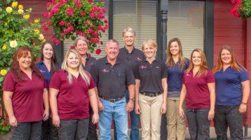 Del Oeste full staff photo